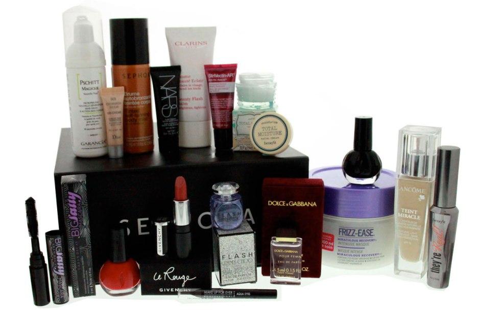 Sephora-box